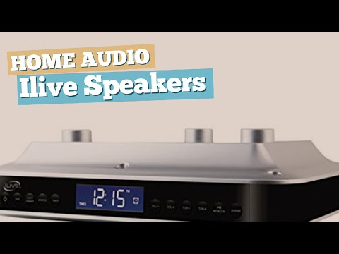 Ilive Speakers // Home Audio Best Sellers