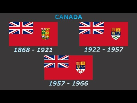 historical flags of the british empire america historické vlajky
