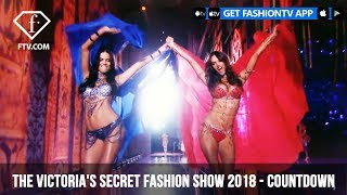 The Victoria's Secret Fashion Show 2018 just in 4 days in New York | FashionTV | FTV