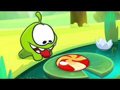 Om Nom Hindi Stories | Om Nom Ki Candy Chase | Fun Animation for Kids