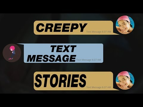 3 Creepy Text Message Horror Stories