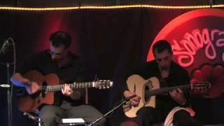 Play Minor Swing (live)
