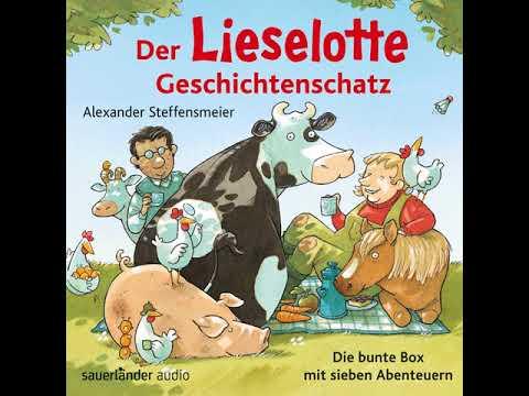 Der neue Lieselotte Geschichtenschatz YouTube Hörbuch Trailer auf Deutsch