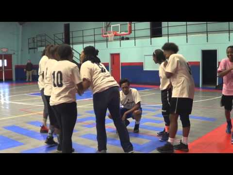 2014 Willie Brown Annual Christmas Basketball Tournament (Girls Game )