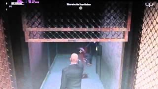 PC Ati HD 3870 1440x900 High Hitman Blood Money (18) Gameplay FPS