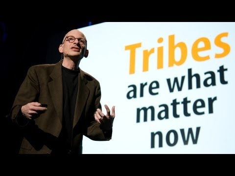 The tribes we lead - Seth Godin