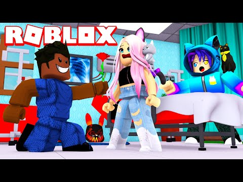 Dark Nurse Roblox I Went On A Date With Nurse Knee But He Had A Dark Secret Roblox Scam Master Ep 26 Youtube