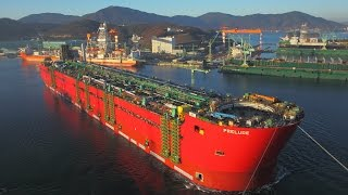 The Largest Ship in The World - Prelude FLNG