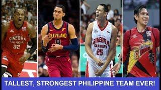 Gilas Pilipinas Dream Lineup | 2019 FIBA World Cup