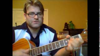 "How to play ""When I Was Your Man by Bruno Mars on acoustic guitar"