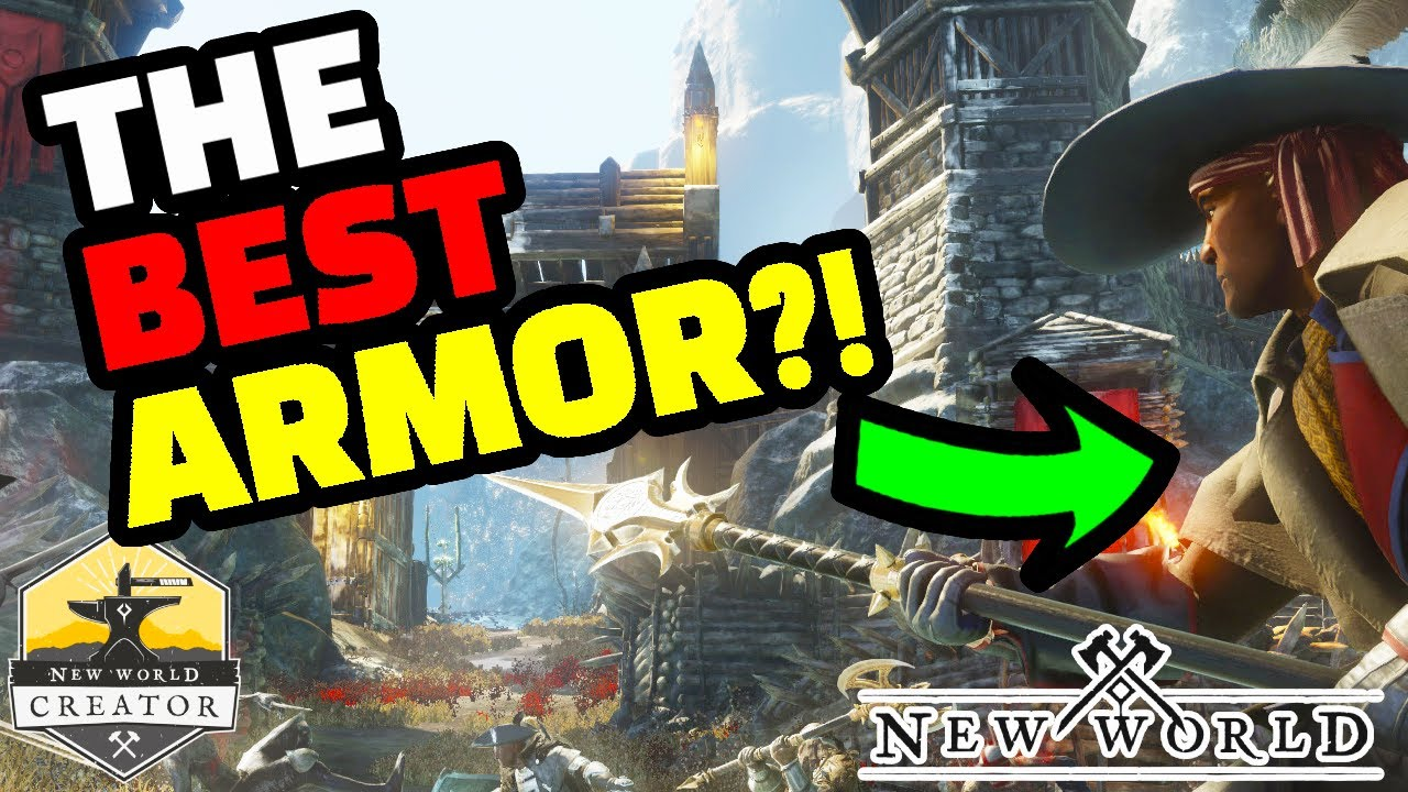 Testing fall damage, armor defense, and damage in New World