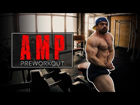 Why Professionals Cannot Workout Without AMP ?? | FitMuscle TV