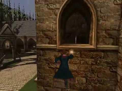 гарри поттер и узник азкабана игра часть 14 секреты во дворе
