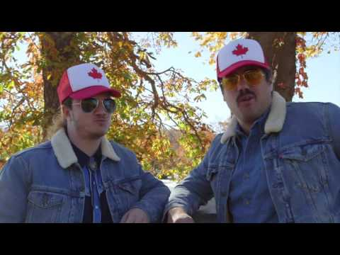 A Message From Todd & Gordo of The Canadian Department Of Tourism