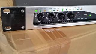 T. Amp D4-500