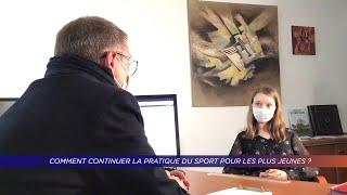 Yvelines | Comment continuer la pratique du sport pour les plus jeunes ?