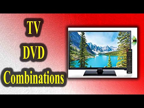 Best Sellers In TV DVD Combinations On Amazon