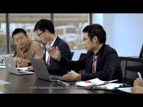 Sanjing Electric Solar Inverter