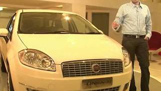 Fiat's 2012 Linea and Punto