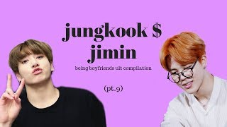 ult jikook being boyfriends compilation pt.9