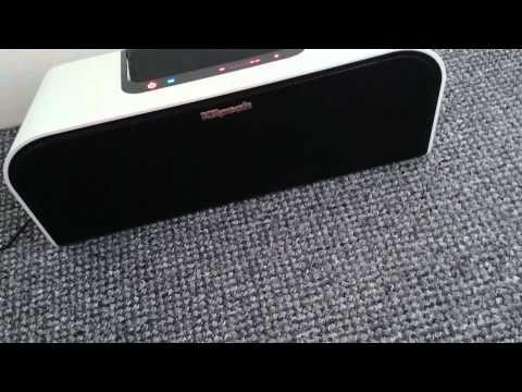 eBay:221608218110 Klipsch KMC3 Speaker Sound Test