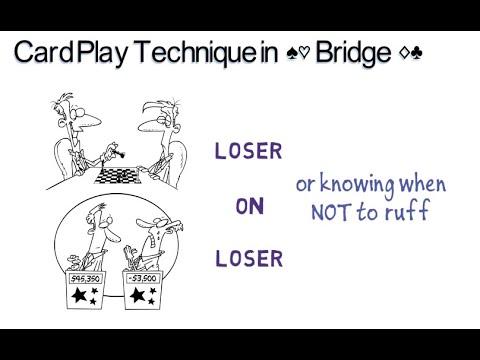 Card Play Technique 01 - Loser On Loser Mp3