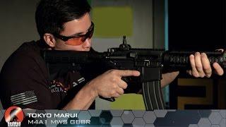 Tokyo Marui M4A1 MWS GBBR – RedWolf Airsoft RWTV