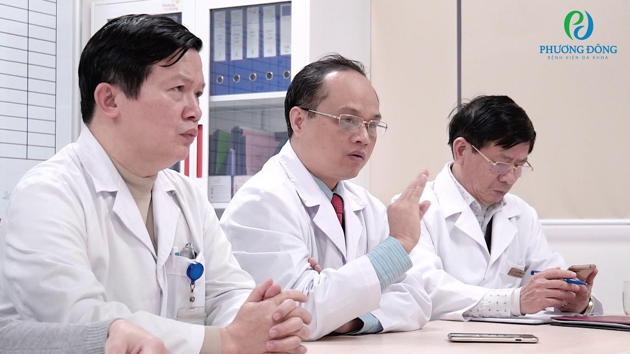 Nội soi khớp gối   Dọn ổ khớp    PGS.TS.BS Nguyễn Thái Sơn    Bệnh viện Đa khoa Phương Đông