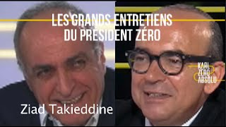 Ziad Takieddine : Khadafi a financé Sarkozy - Karl Zéro Absolu
