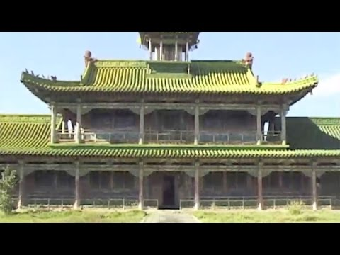 Mongolia, Visit to the Chojin Lama Temple and the Palace of Bogd Khan (2000)