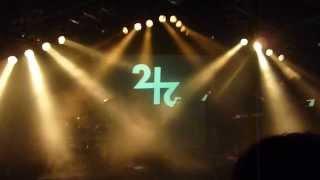 FRONT 242 kampfbereit - Live Hamburg 07.02.2014 HD