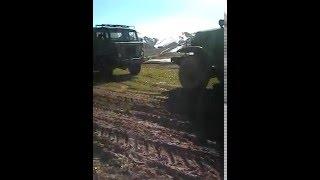GAZ 66 VS ZIL 157