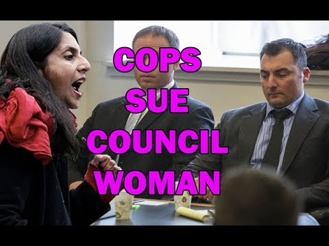 Councilwoman Sued By Seattle Cops For Calling Them Murderers - LEO Round Table episode 335