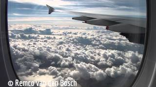 British Airways A380 from Frankfurt Airport to London Heathrow 17 october 2013
