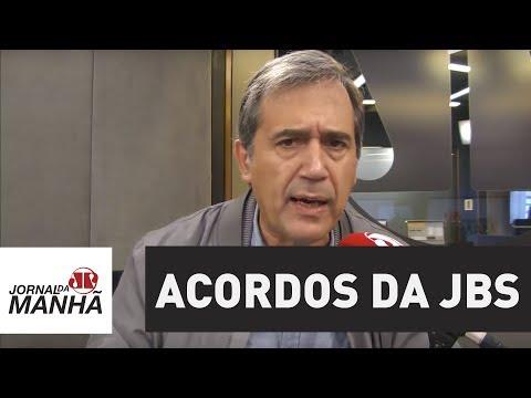 Muita coisa ainda precisa ser esclarecida sobre o acordo da JBS | Marco Antonio Villa