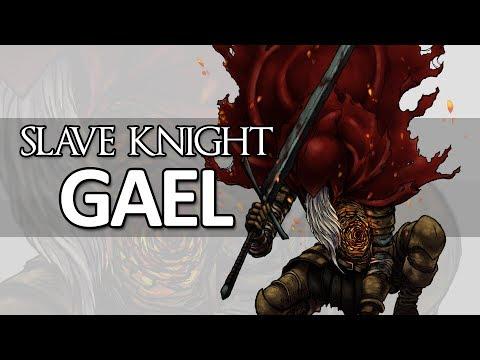 Dark Souls Lore - Slave Knight Gael