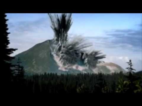 Mt St Helens vs Mauna Loa