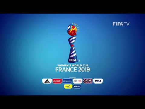 FIFA Women's World Cup France 2019 – Emblem Revealed!