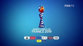 FIFA Women's World Cup France 2019 - Emblem Revealed!