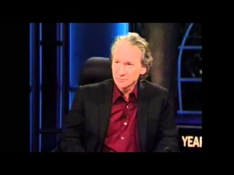 Bill Maher's Tribute to Christopher Hitchens (2012)