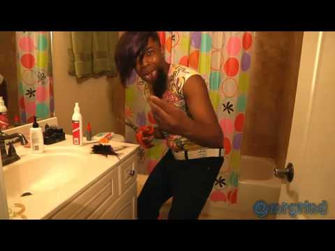 Willow Smith   Whip My Hair official Video HD Parody   @MrGrind #WhipMyAss   YouTube