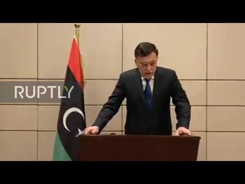 Libya: 'No zero hour' - GNA's Sarraj addresses Libyans after LNA's Tripoli offensive