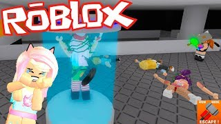 NO ME PUEDEN SALVAR l FLEE THE FACILITY l ROBLOX