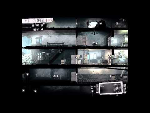 GDC 2015: This War of Mine for iPad Hands-On Gameplay Trailer