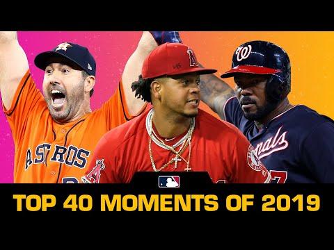 Top 40 Moments