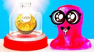 CANDY SHOWCASE for Slick Slime Sam