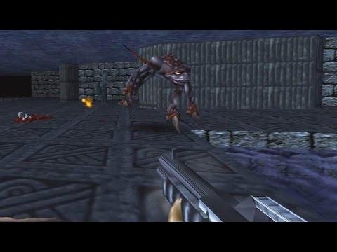 Turok: Dinosaur Hunter Remastered - Level 4 - All Keys All Secrets
