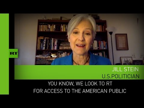 'RT gives voice to western dissidents': Jill Stein on EU's 'anti-propaganda' resolution