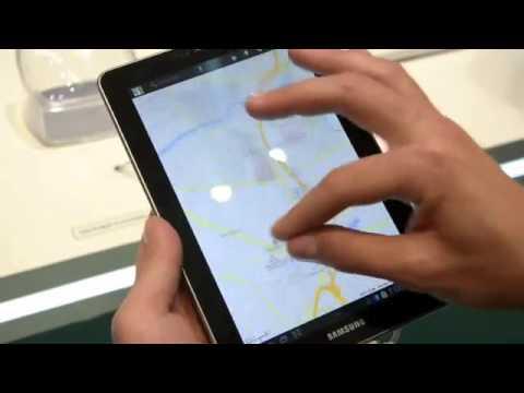Cảm Nhận máy tính bảng Samsung Galaxy Tab 7.7