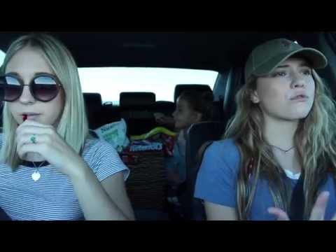 VLOG | California Road Trip (Part 1)